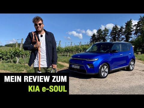 2020 Kia e-Soul (204 PS)🤯 Warum ihn meine Nachbarn nicht leiden können!? Fahrbericht | Review |Test