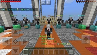 CÁCH ĐỂ MỌI NGƯỜI ĐƯỢC CHƠI CO-OP MCPE VỚI SLENDERMAN | Minecraft PE 1.0.5