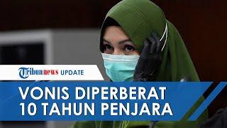 Jaksa Pinangki Divonis 10 Tahun Penjara, Lebih Berat dari Tuntutan Jaksa
