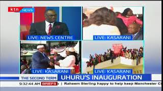 Uhuru's inauguration: What we will be looking at after this inauguration