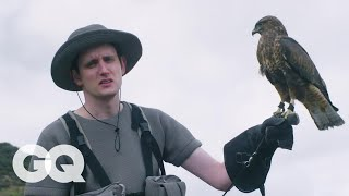 Zach Woods' Tips for Surviving in the Woods | GQ