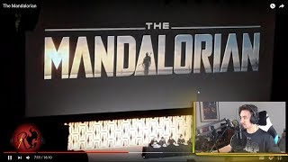 The Mandalorian Exclusive Trailer Reaction RARE FOOTAGE [Star Wars Celebration Chicago 2019]