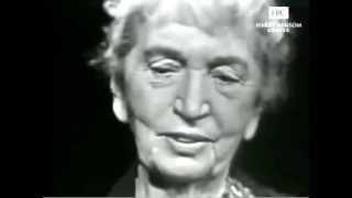 The 1957 Mike Wallace Interview Margaret Sanger