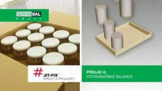 Servisbal - fixační proložky