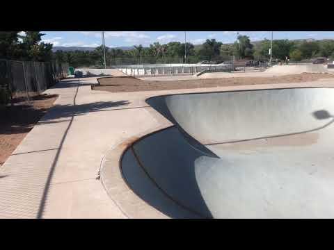 Cottonwood AZ skatepark