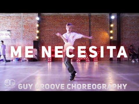 """Me Necesita"" | @CNCO @PRETTYMUCH @cncomusic @prettymuch | @Guy Groove Choreography"