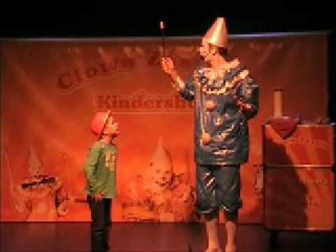 Video van Clown Zassie Kindershow | Kindershows.nl