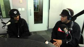 DJ Kool Teaches Sway DC Slang  & Speaks on Milestone Moment in His Career