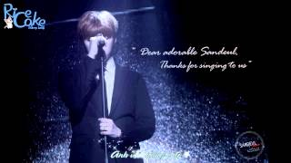 [Vietsub] Because It's Hurt - B1A4 Lee SanDeul (OST God's gift 14 days)