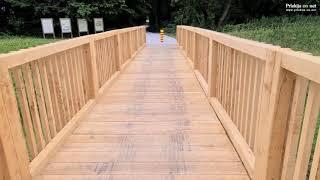 Nov most v Babjem Ložiču