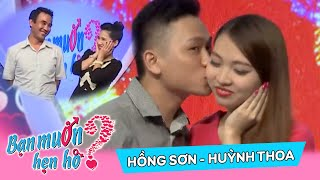 SHOCK! She lost more than 20kg because of lovelorn Hong Son - Huynh Thoa | BMHH 83 💃