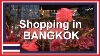 Shopping in Bangkok: I buy a drone in Bangkok Thailand (DJI Mavic Air)