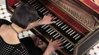 Haydn Harpsichord : Elaine Comparone plays Sonata in E minor, #34, Presto