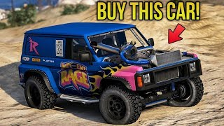 GTA Online NEW Annis Hellion Car Review! BEST OFFROAD Vehicle!?