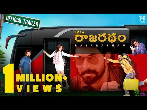 Rajaratham - Movie Trailer Image
