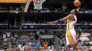 Kobe Bryant Top 10 Career Dunks