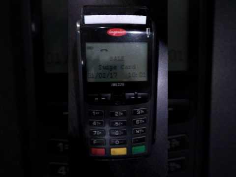 How to solve POS Swipe Machine Alert IRRUPTION !!! Problem
