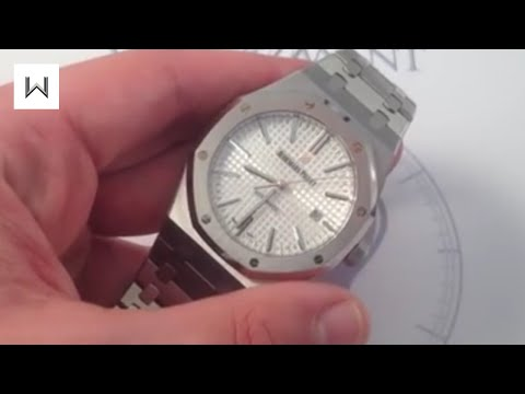 Audemars Piguet Royal Oak 15400ST Luxury Watch Review