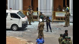 Sri Lanka police find 87 bomb detonators at bus station - VIDEO