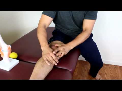 Video How To Treat Chronic Quadriceps Tendon Injury | Manu Kalia | Video 138 | TridoshaWellness
