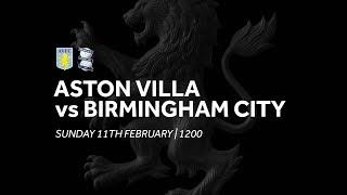 Aston Villa 2-0 Birmingham City | Extended highlights