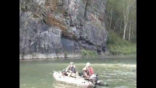 Рыбалка на чумыше в ельцовке