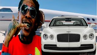 7 EXPENSIVE THINGS OWNED BY VYBZ KARTEL.