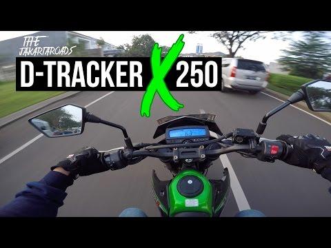 D-TRACKER X 250 TESTRIDE!