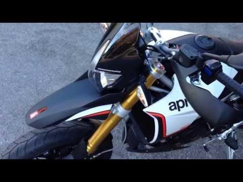 Aprilia Dorsoduro 750 ABS 2013 Sound