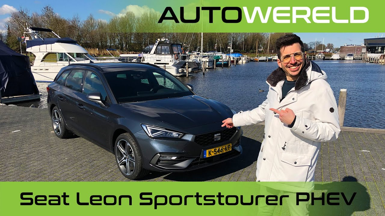Seat Leon Sportstourer PHEV (2021) review met Andreas Pol