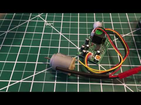 How to wire motion sensor relay pir module