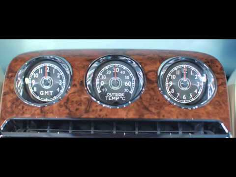 The Mulsanne Grand Limousine by Mulliner