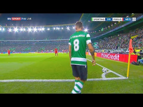 Bruno Fernandes 100 Unreal Passes That Will Impress You