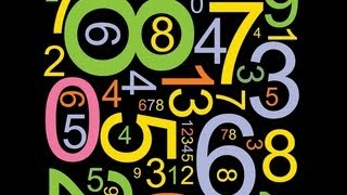 Spanish Numbers for Children (0 to 30) - Los Números