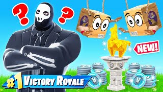 *NEW* CARDBOARD BOX Museum HEIST in Fortnite