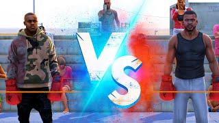 GTA 5 DA BABY VS FRANKLIN WHO WILL WIN?