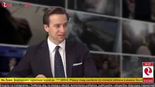 Krzysztof Bosak (Konfederacja) o żywności i raporcie NIK