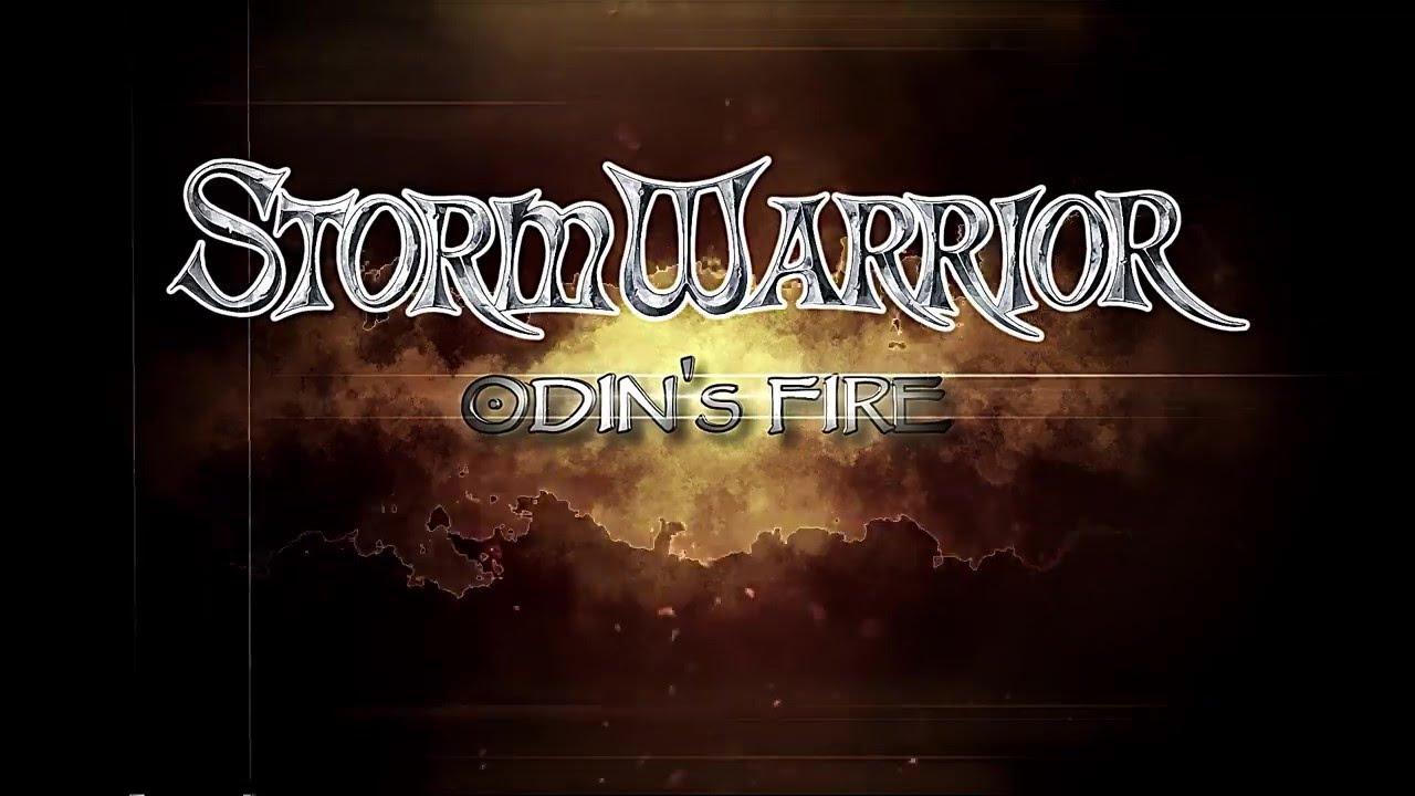 STORMWARRIOR - Odin's fire