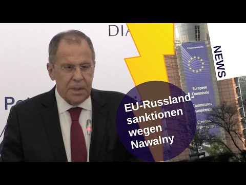 EU-Sanktionen wegen Nawalny [Video]