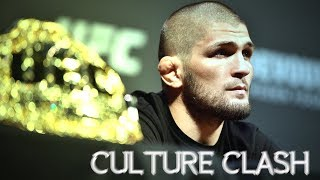 Khabib vs McGregor - Culture Clash