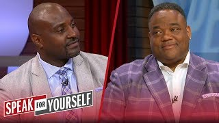 Kawhi's decision is more about what it means for LeBron — Jason Whitlock | NBA | SPEAK FOR YOURSELF