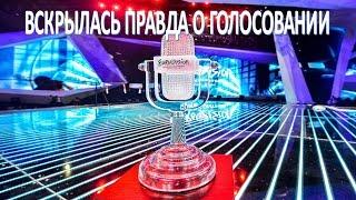 """Вскрылась правда о голосовании на """"Евровидении""""  (22.05.2017)"""