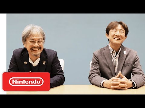 The Legend of Zelda: Breath of the Wild DLC Dev. Talk – ft. Mr. Aonuma & Mr. Fujibayashi