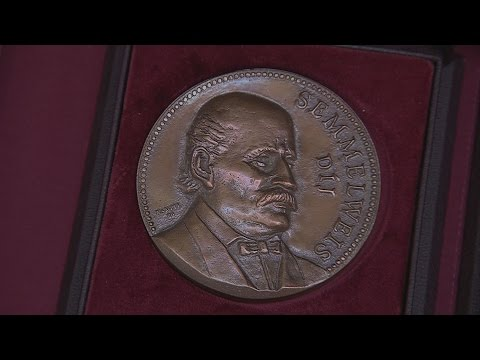 Budavári Semmelweis Ignác díj 2016 - video preview image