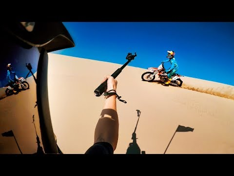 GoPro: HERO6 – Getting the Shot with Ronnie Renner in 4K