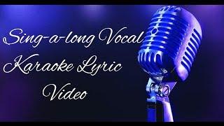 Tom Petty - A Woman in Love (Sing-a-long karaoke lyric video)