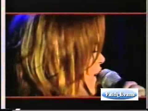 Faith Evans - The Christmas song (Live) - BET Christmas