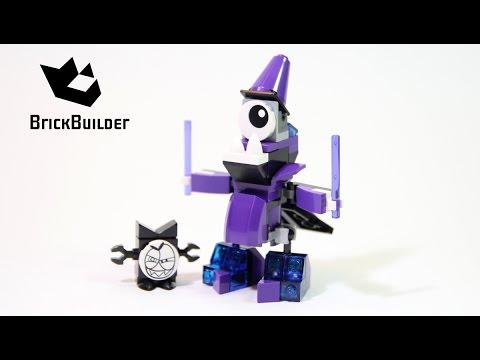 Vidéo LEGO Mixels 41525 : Magnifo