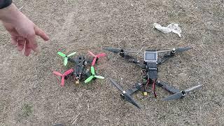 05- Big Fpv Drone Flight Test - Büyük FPV Drone Uçuş Testi