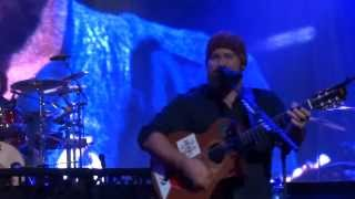2013-08-31, Zac Brown Band, Saratoga (NY), Different Kind of Fine